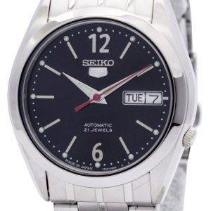 Seiko 5 Automatic 21 Jewels Japan Made SNKF01J1 SNKF01J Men's Watch