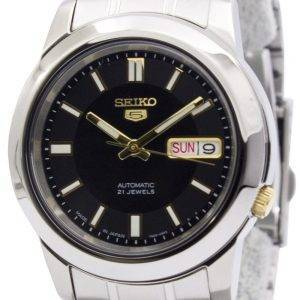 Seiko 5 Automatic 21 Jewels Japan Made SNKK17J1 SNKK17J Men's Watch