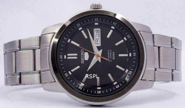 Seiko 5 Automatic 21 Jewels SNKM89K1 SNKM89K Mens Watch