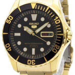 Seiko 5 Sports Automatic 23 Jewels Japan Made SNZF22J1 SNZF22J Men's Watch
