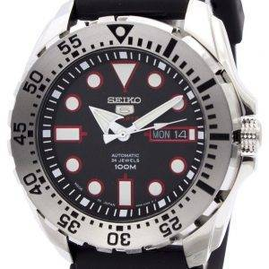 Seiko 5 Sports Automatic 24 Jewels Japan Made SRP601J1 SRP601J Men's Watch