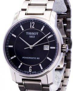 Tissot T-Classic Titanium Automatic T087.407.44.057.00 T0874074405700 Mens Watch