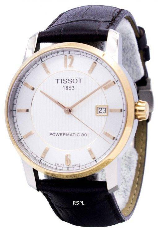 Tissot T-Classic Titanium Automatic T087.407.56.037.00 T0874075603700 Mens Watch