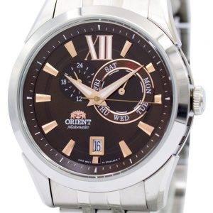 Orient Sporty Automatic Brown Dial ET0X003T Mens Watch