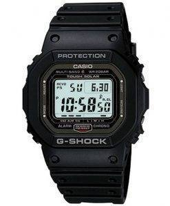 CASIO G shock Radio Atomic Controlled Japan Made GW-5000-1JF