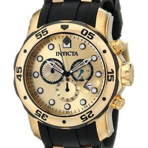 Invicta Pro Diver Quartz Chronograph 200M 17885 Mens Watch