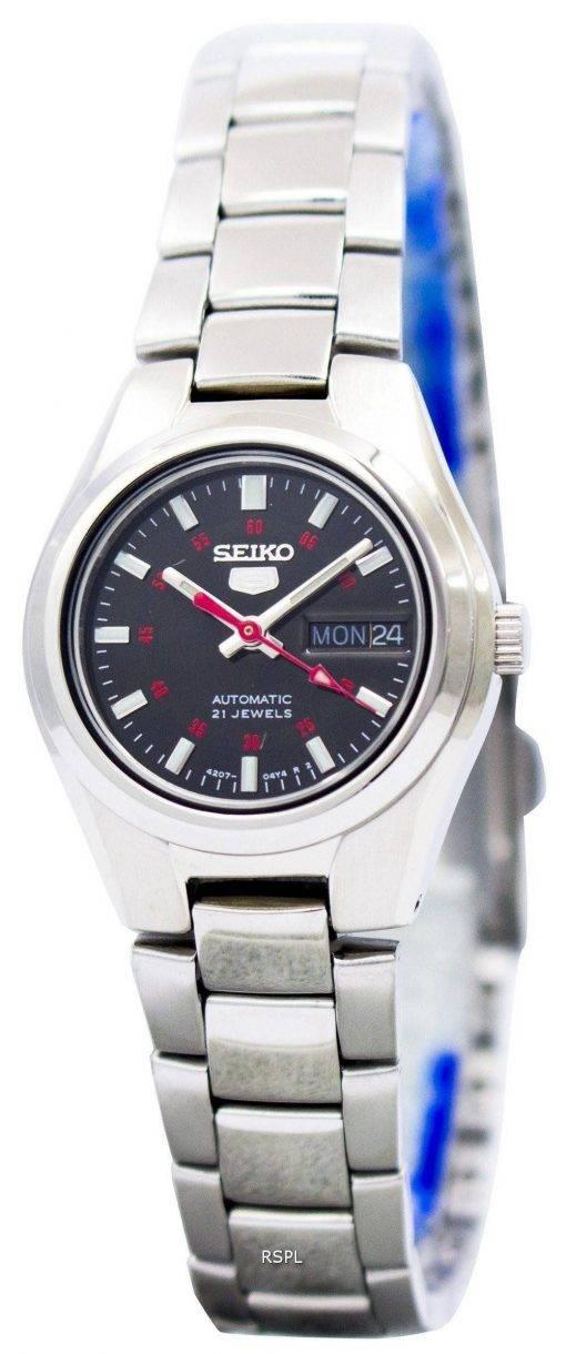 Seiko 5 Automatic 21 Jewels SYMC27 SYMC27K1 SYMC27K Women's Watch