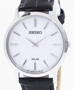 Seiko Solar SUP873 SUP873P1 SUP873P Mens Watch