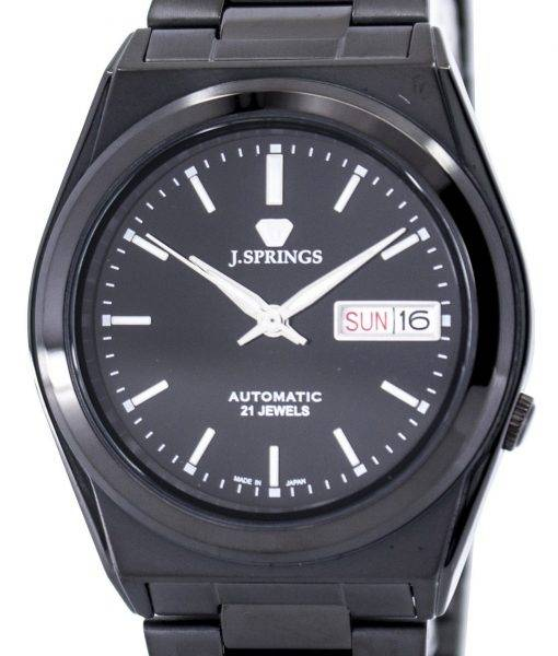 J.Springs by Seiko Automatic 21 Jewels Japan Made BEB506 Men's Watch