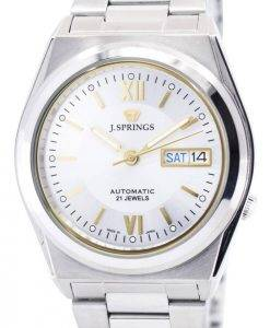 J.Springs by Seiko Automatic 21 Jewels Japan Made BEB508 Men's Watch