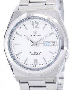 J.Springs by Seiko Automatic 21 Jewels Japan Made BEB513 Men's Watch