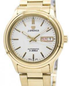 J.Springs by Seiko Automatic 21 Jewels Japan Made BEB528 Men's Watch