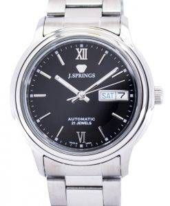 J.Springs by Seiko Automatic 21 Jewels Japan Made BEB532 Men's Watch