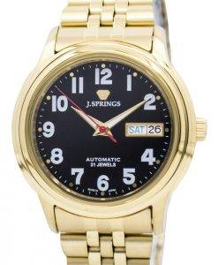 J.Springs by Seiko Automatic 21 Jewels Japan Made BEB537 Men's Watch