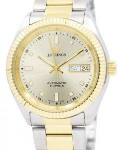 J.Springs by Seiko Automatic 21 Jewels Japan Made BEB547 Men's Watch