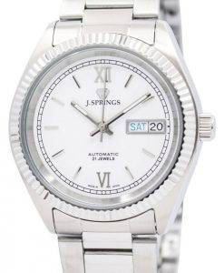 J.Springs by Seiko Automatic 21 Jewels Japan Made BEB550 Men's Watch