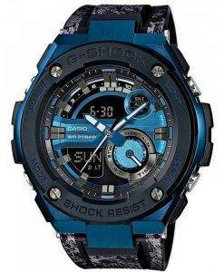 Casio G-Shock G-Steel Analog Digital World Time GST-200CP-2A Men's Watch
