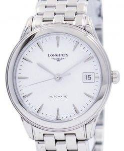 Longines Flagship Automatic White Dial L4.774.4.12.6 Men's Watch