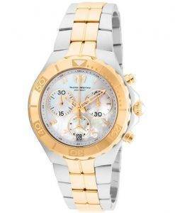 TechnoMarine Pearl Sea Collection Chronograph TM-715001 Womens Watch