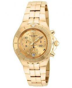 TechnoMarine Pearl Sea Collection Chronograph TM-715004 Womens Watch
