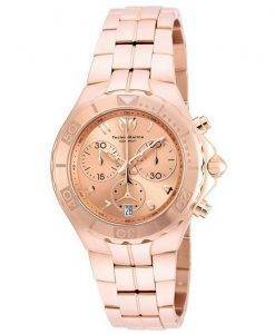 TechnoMarine Pearl Sea Collection Chronograph TM-715006 Womens Watch