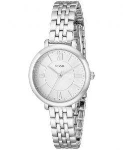 Fossil Jacqueline Mini Quartz Stainless Steel ES3797 Womens Watch