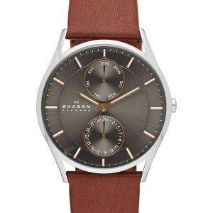 Skagen Holst Multifunction Stainless Steel Quartz SKW6086 Mens Watch