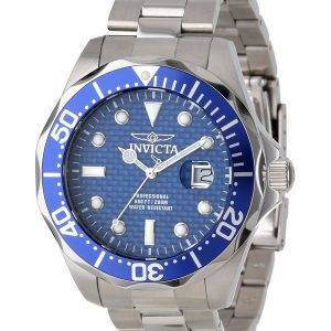 Invicta Pro Diver Swiss Quartz 200M 12563 Mens Watch