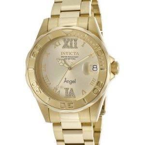 Invicta Angel Swiss Quartz Crystal 14397 Womens Watch