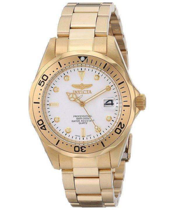 Invicta Pro Diver Quartz 200M 8938 Mens Watch