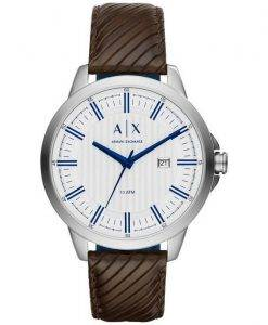 Armani Exchange Dress Quartz AX2263 Men's Watch
