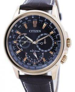 Citizen Eco-Drive Calendrier World Time BU2023-12E Men's Watch