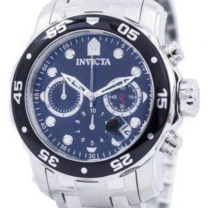 Invicta Pro Diver Chronograph 200M 0069 Mens Watch