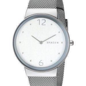 Skagen Freja Steel Mesh Quartz SKW2380 Women's Watch