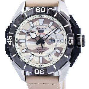 Seiko 5 Sports Automatic 24 Jewels SRPA01 SRPA01K1 SRPA01K Men's Watch