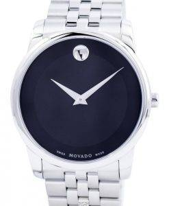 Movado Museum Classic Swiss Made Quartz 0606504 Mens Watch