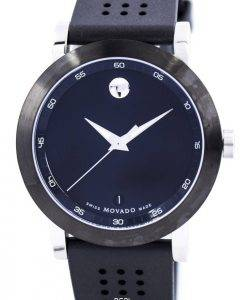Movado Museum Sport Swiss Made Quartz 0606507 Mens Watch