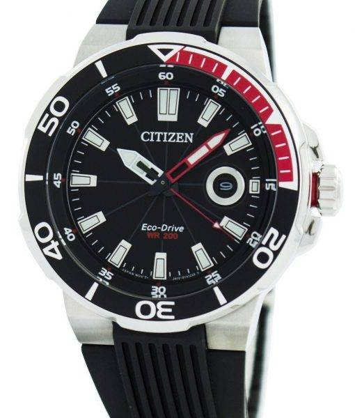Citizen Eco-Drive Diver'S 200M Aw1420-04E Men'S Watch : Solid Specs, A Great Lume And Peppy Classic Looks