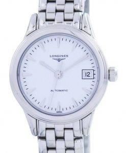 Longines La Grande Classique De Flagship Automatic Power Reserve L4.274.4.12.6 Womens Watch