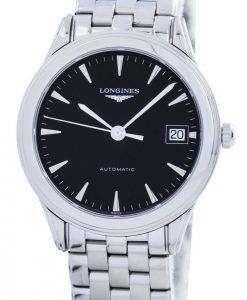 Longines Flagship Automatic Power Reserve L4.774.4.52.6 Mens Watch