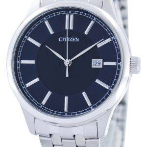 Citizen Quartz Blue Dial BI1050-56L Mens Watch