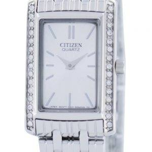 Citizen Quartz Swarovski Crystal Accent EK1120-55A Womens Watch