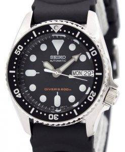Seiko Mid-Size Divers 200M Automatic Watch SKX013K1