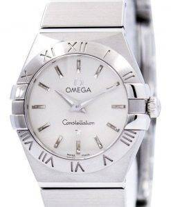 Omega Constellation Quartz 123.10.24.60.02.001 Women's Watch