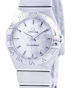 Omega Constellation Quartz 123.10.24.60.05.001 Womens Watch