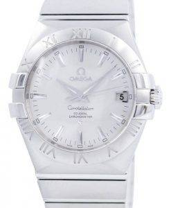 Omega Constellation Co-Axial Chronometer 123.10.35.20.02.001 Mens Watch