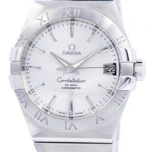 Omega Constellation Co-Axial Chronometer 123.10.38.21.02.001 Mens Watch
