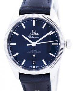 Omega Constellation Globemaster Co-Axial Master Chronometer 130.33.39.21.03.001 Mens Watch