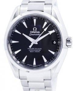 Omega Seamaster Aqua Terra Master Co-Axial Chronometer 231.10.39.21.01.002 Mens Watch