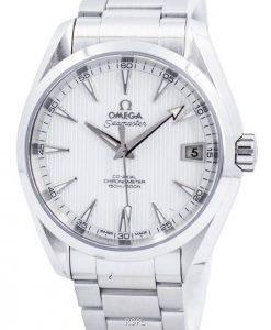 Omega Seamaster Aqua Terra Co-Axial Chronometer 231.10.39.21.02.001 Mens Watch